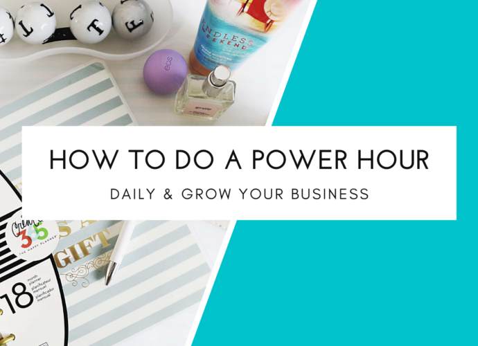 How To Do A Power Hour Every Day