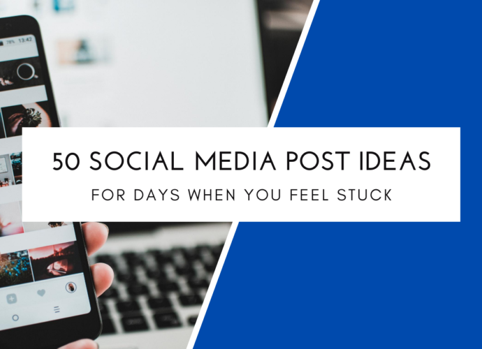 50 Social Media Post Ideas