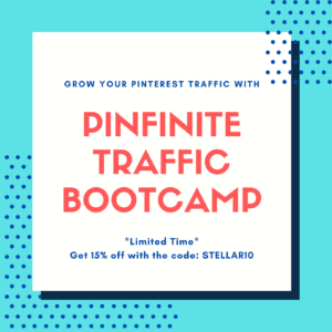 Grow Your Pinterest With The Pinfinite Traffic Bootcamp