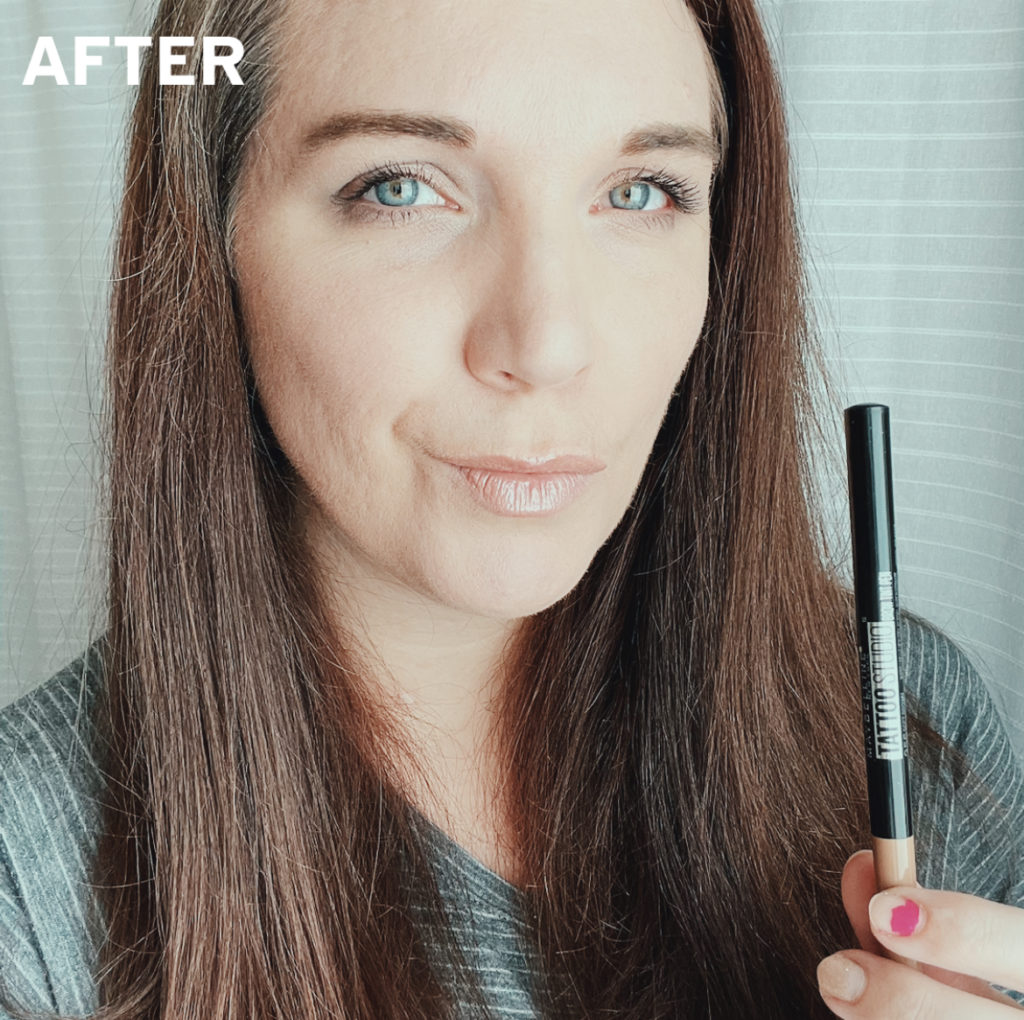 3 Step Review Of Maybelline Tatoostudio Brow Tint Pen